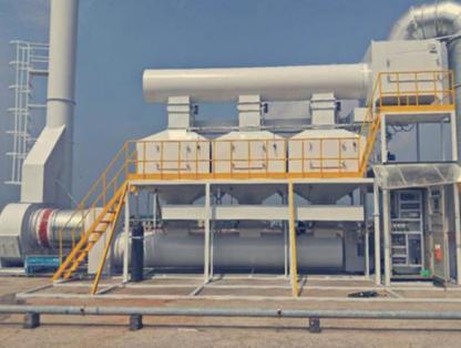 催化燃烧设备应该满足什么要求?