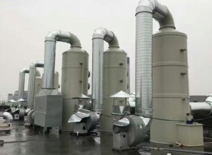 工业废气处理设备存在的必要性