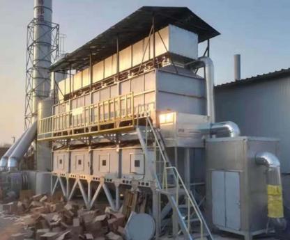 福州催化燃烧设备厂家解决废气排放问题