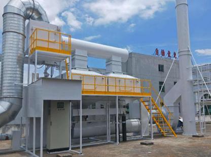 RCO催化燃烧技术有哪些效果?