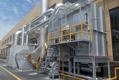 福州RTO废气处理设备